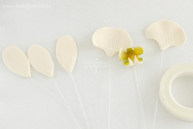 Tutorial Orquídea Mariposa de azúcar