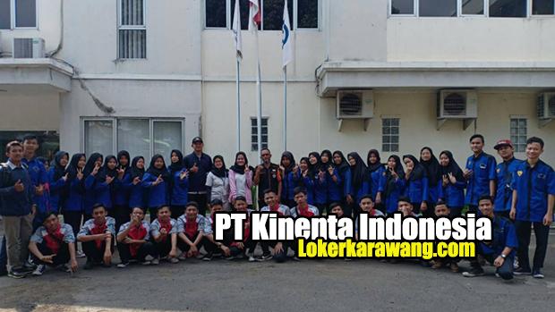 PT Kinenta Indonesia