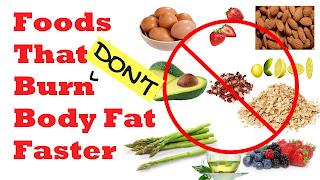 Healthy Foods That Burn Body Fat