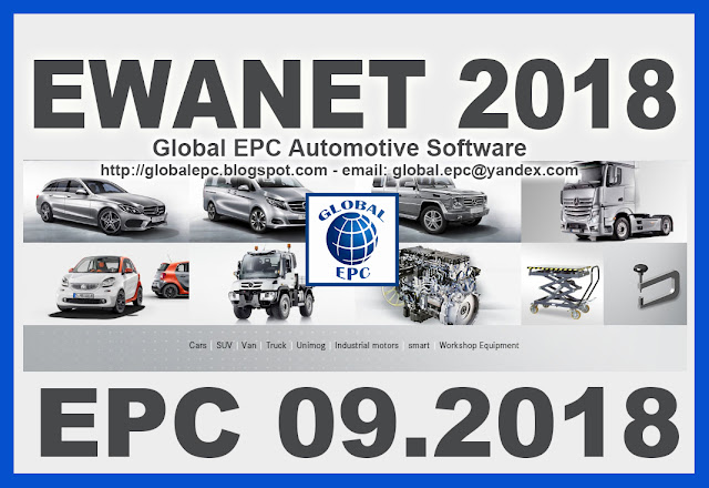 MERCEDES BENZ SMART EWAnet EPC 09.2018 EPC WITH DATACARDS ENABLED