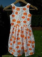 Kolibri-Sommerkleid