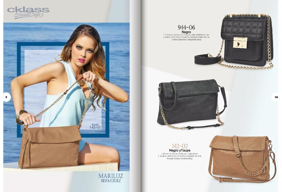 cklass 2015 bolsos de moda