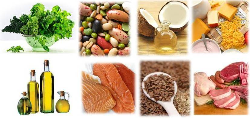 Foods That Contain Healthy Essential Fatty Acids
