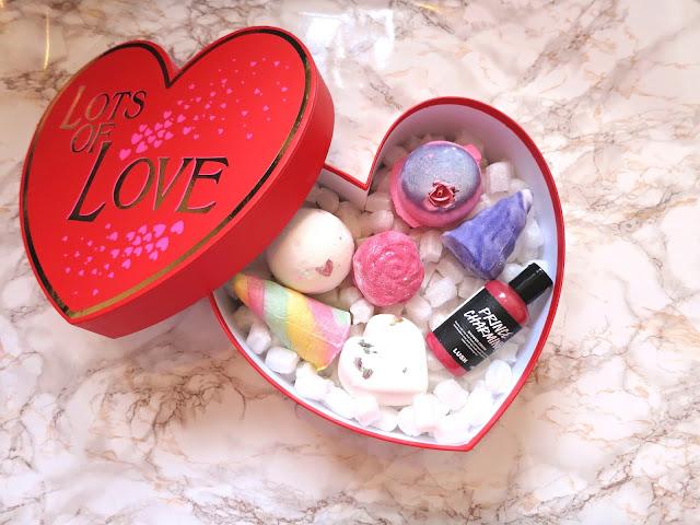 Valentines Day LUSH 2016