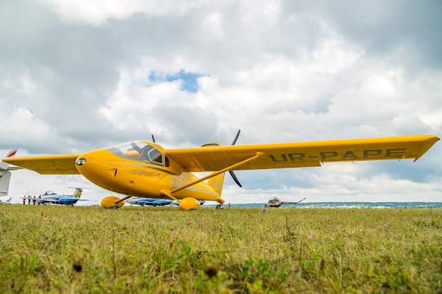 Фоторепортаж с авиашоу в Коротиче 2019 - 20