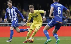 Alaves vs Villarreal Live Streaming Today Sunday 28-10-2018 Spain - La Liga