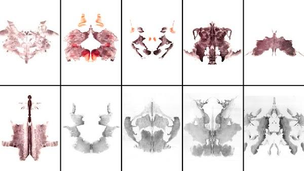 Test de Rorschach | Materiales y Libros digitalizados