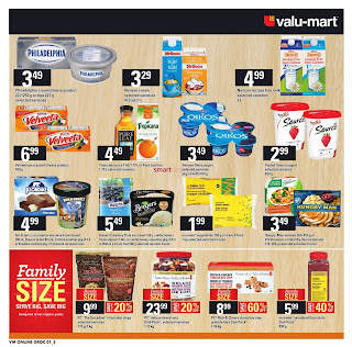 Valu-Mart Weekly Flyer Circulaire January 18 - 24, 2018