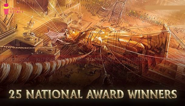 Crew of Baahubali prides 25 national award winning artists and technicians