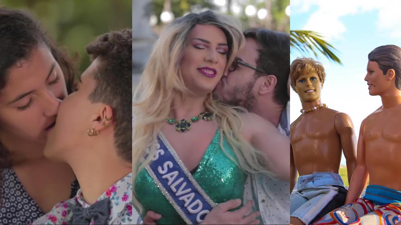 Prefeitura de Salvador arrasa em vídeo emocionante para o 'Dia do Amor' ♥