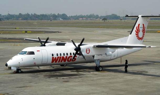 Mulai Hari Ini Wings Air Hentikan Sementara Penerbangan Ke Selayar