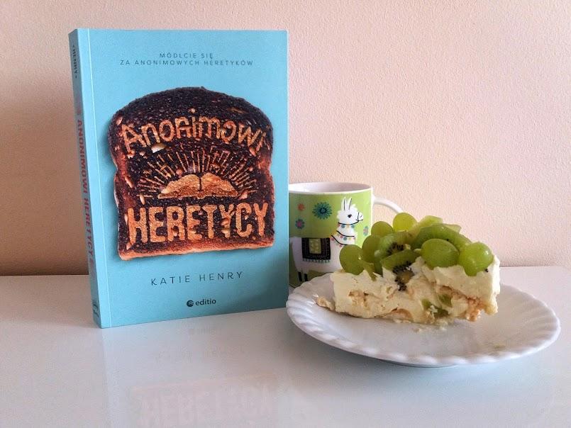 """Jedna z najlepszych młodzieżówek: """"Anonimowi Heretycy"""" - Katie Henry"""