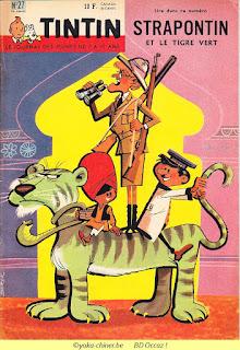 Tintin, Berck