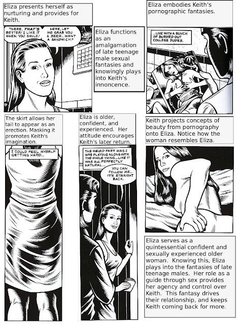 Black Hole House Images: Black Hole Comic 4