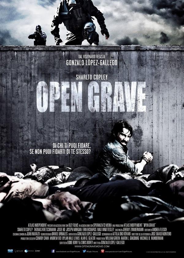 فیلم دوبله: پاره های وحشت (2013) Open Grave