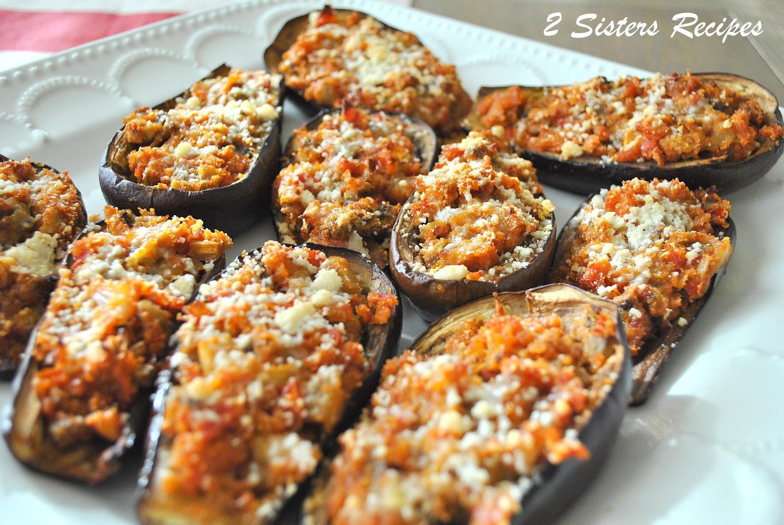 easy eggplant recipes - photo #16
