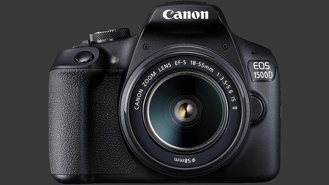 canon eos 1500d 24.1 Dslr camera