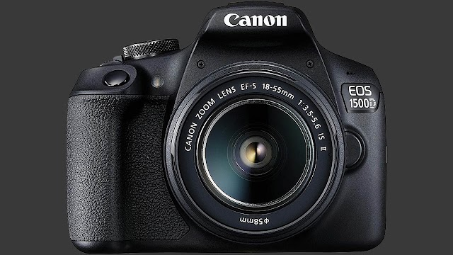 Canon EOS 1500D 24.1 Digital SLR Camera | Rs 25,990