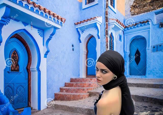 Chefchaouen - (Shafshawan) - Morocco (Marrocos)