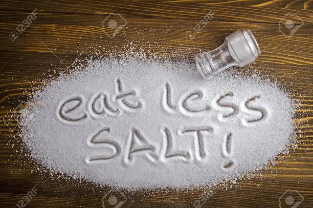 garam, kurangi makan garam, kurangi konsumsi garam, eat less salt, garam dapur, garam himalaya, garam epsom