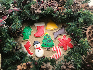 sugar cookies, christmas sugar cookies