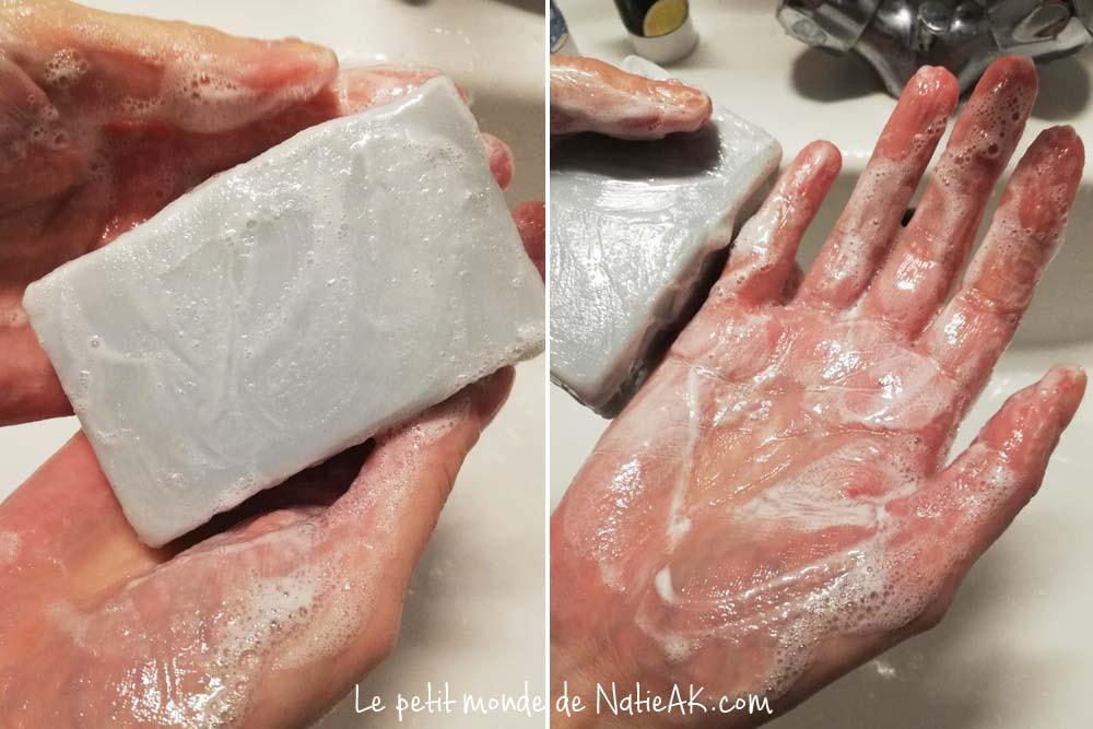 savon surgras bio solide Superbon tonifiant
