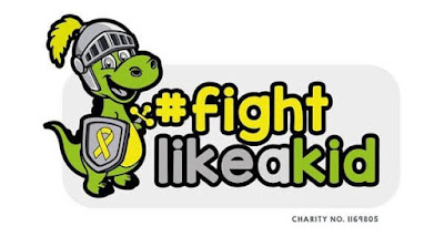#fightlikeakid logo