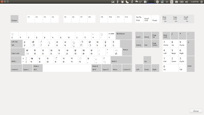Nepali Unicode Keyboard Layout