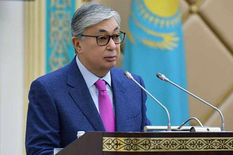 Rusia Jadi Negara Pertama Kunjungan Presiden Baru Kazakhstan
