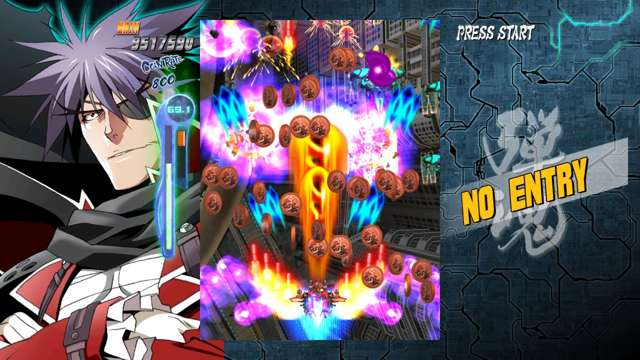 BULLET SOUL INFINITE BURST PC Full