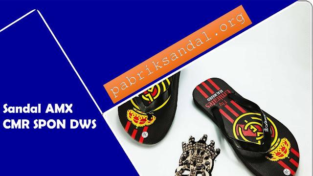 Sandal Pria | Sandal Jepit Pria Termurah & Terlaris - Sandal AMX CMR Spon DWS