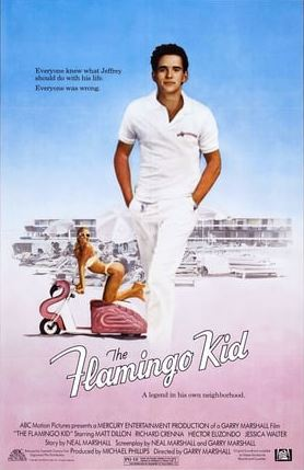 Flamingo Kid (1984) Torrent – BluRay 720p | 1080p Dublado / Dual Áudio Download