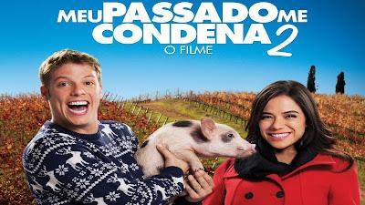 O filme Meu Passado Me Condena 2 será exibido hoje na Tela Quente