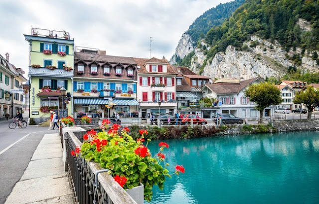 Xin Visa Đi Thụy Sĩ
