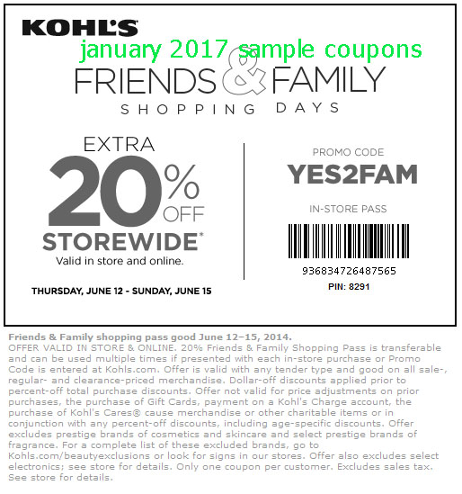 picture about Kohls Coupons Printable called Kohls in just retailer printable discount codes 2018 - Airport parking