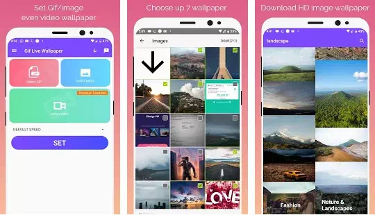 Aplikasi Pembuat Live Wallpaper Gratis di Android-1