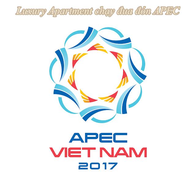 Luxury Apartment chạy đua đón APEC 2017