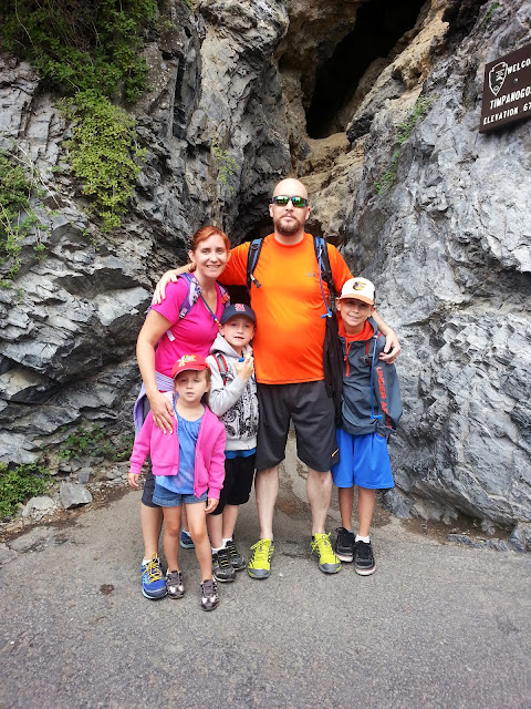 BabcoUnlimited.blogspot.com - Family, Timpanogos Cave