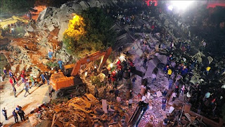 تركيا، زلزال إزمير، حربوشة نيوز