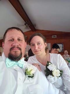author Amy Dodd Pilkington and husband, Garry Pilkington