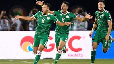 مشاهدة مباراة الجزائر وكولومبيا
