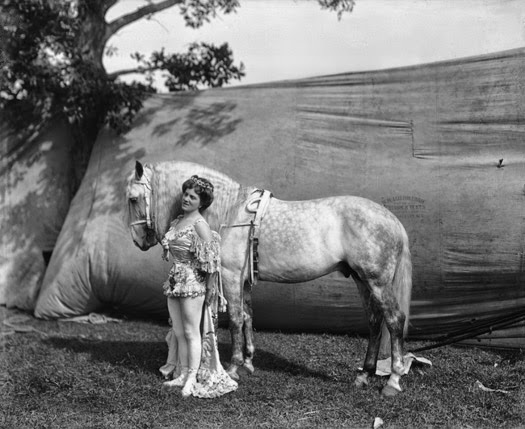Circus Lives During The Early 20th Century Vintage Everyday