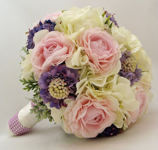New arrival Multi color Silk Wedding Bouquets