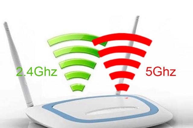 Wifi băng tần Kép