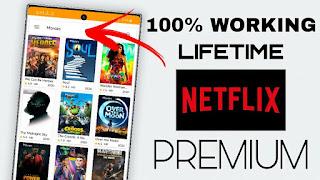 Netflix MOD Apk (v7.86.1)