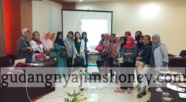 Business Review 2018 and Business Plan 2019 Hotel Bidakara Surabaya with Jims Honey Owner, Hanny Zeng