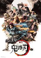 Demon Slayer: Kimetsu no Yaiba nova imagem promocional do Elenco reunido na Adaptação teatral