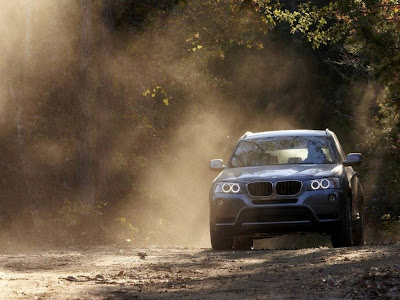 BMW X3 Off Road Normal Resolution HD Wallpaper 7