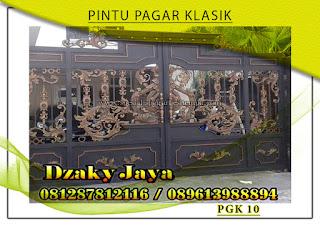 Model pintu, gerbang, pagar, besi, tempa, klasik, mewah 10