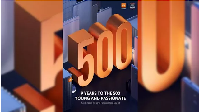 Fortune Global 500, Xiaomi, Michell Hilton